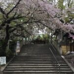 Famous Shrine near Namba: Kouzu Shrine