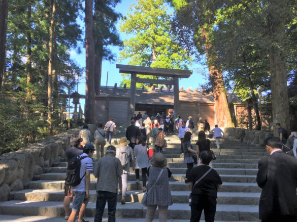 The Heart of Ise Grand Shrine: Naiku