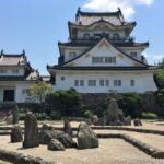 Kishiwada Castle: the main castle in Senshu