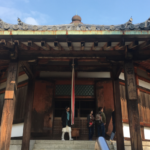 Horyu-ji Temple's Japanese National Treasures