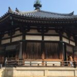 Horyu-ji's To-in Garan and the Hall of Dreams