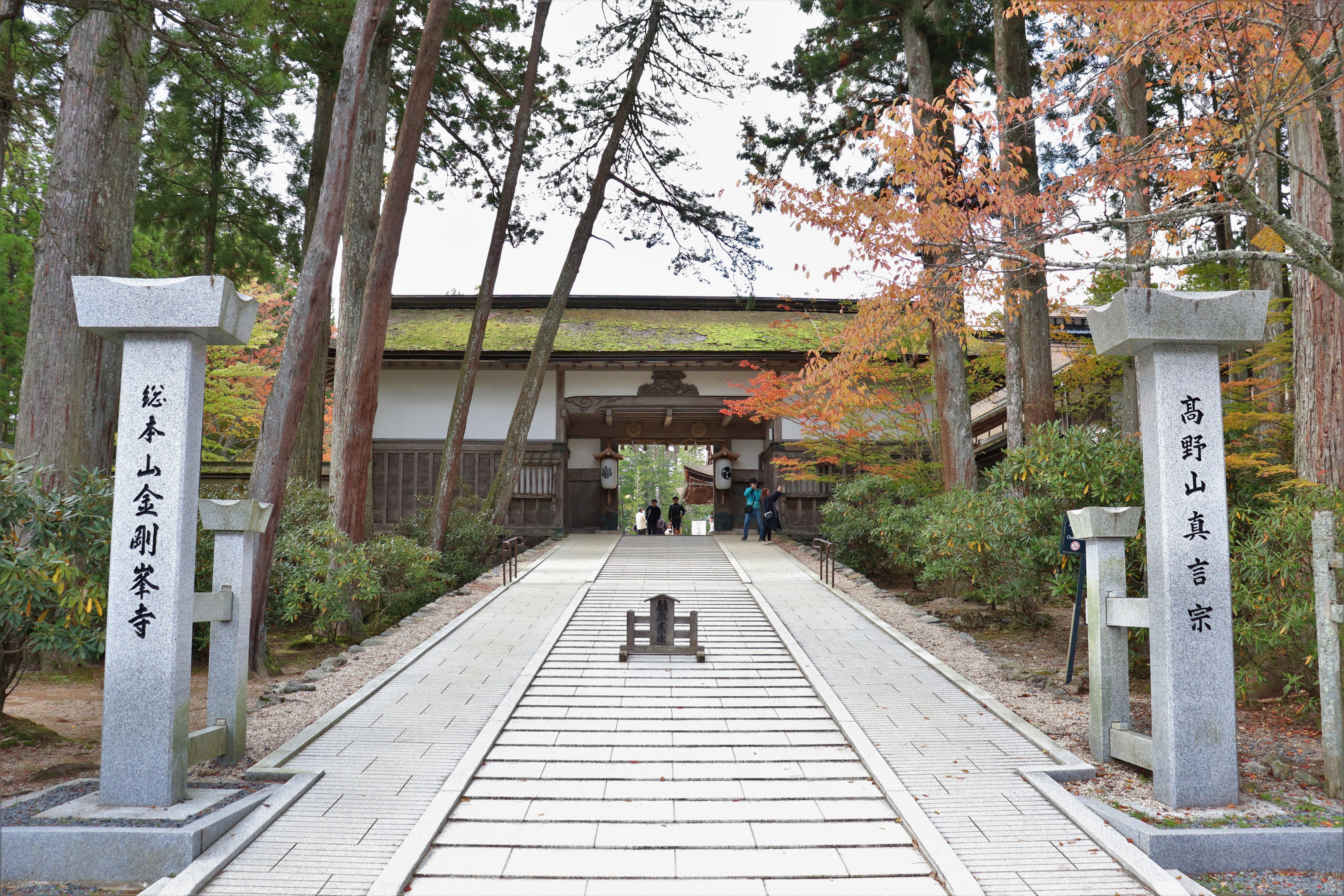 Kongobu-ji: Exploring Koyasan and Other Famous Sites