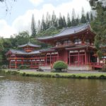 Byodo-in Temple in Oahu, a Japanese icon in America?!