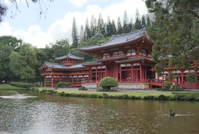 Hawaii's Byodo-in Temple