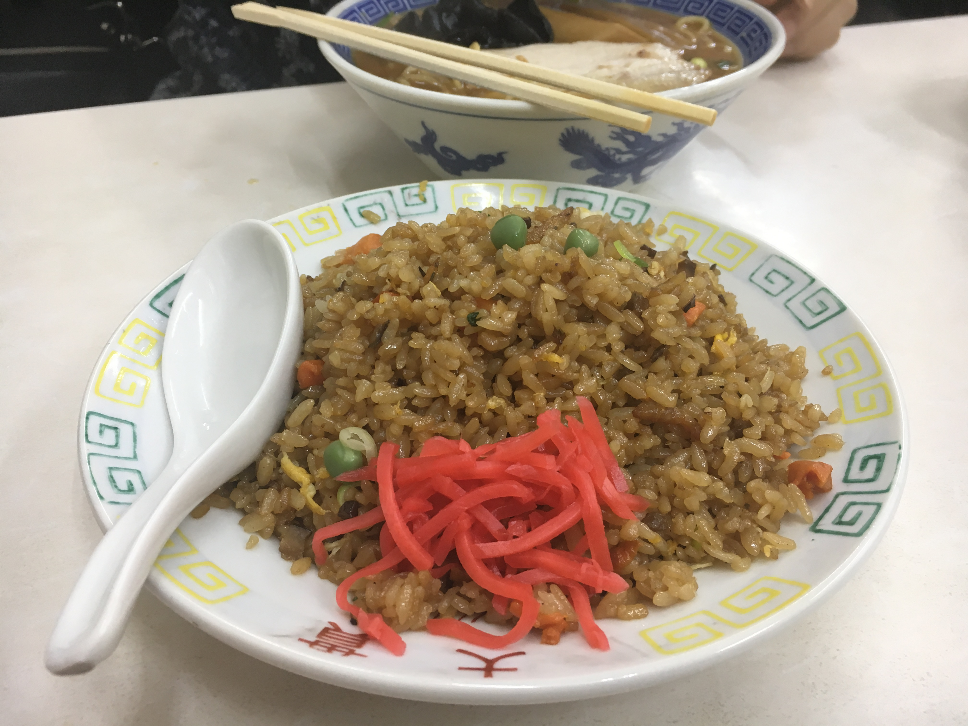 Daikan fried rice