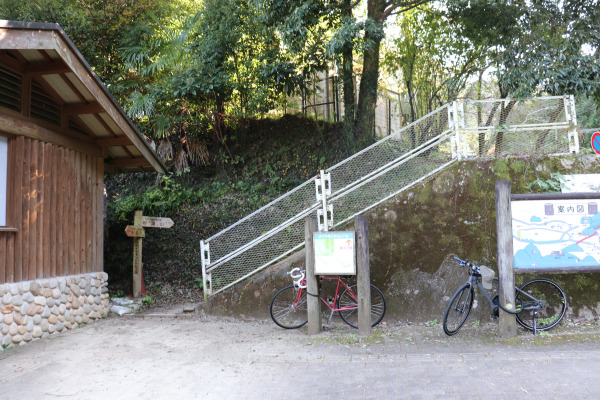 Takihata Station at the end of the Diamond Trail